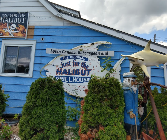 Just for the Halibut Bobcaygeon